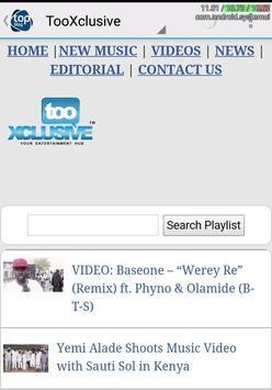 Top blog 3.1 apk screenshot