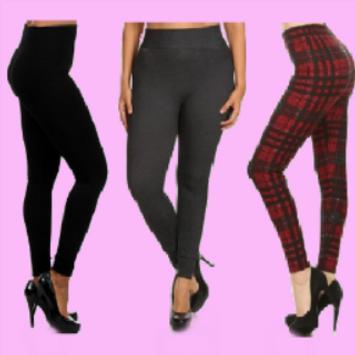 Women Plus Size Leggings apk screenshot