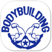 Bodybuilding program icon