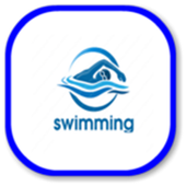 swimming lessons icon