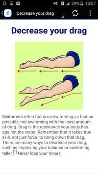swimming lessons apk screenshot