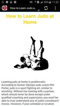 Judo apk screenshot