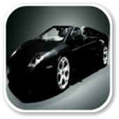 Sports cars icon