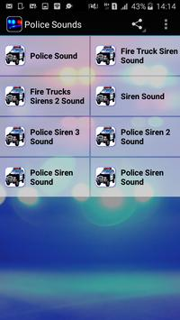 Police Sounds poster