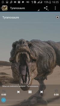 Tyrannosaurus Sounds screenshot 1