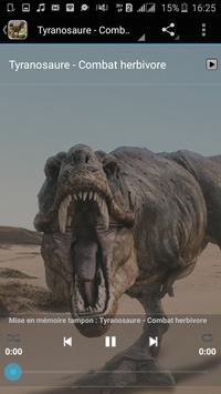 Tyrannosaurus Sounds screenshot 2