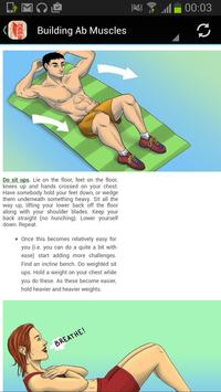 How to Get Six Pack Abs poster