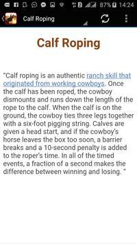 Rodeo apk screenshot