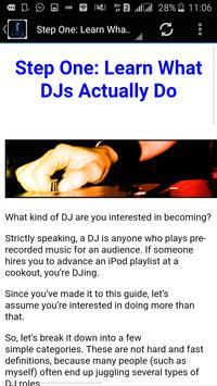 How to Become a DJ screenshot 2