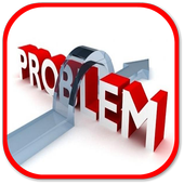 How to resolve problems icon