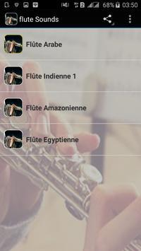 flute Sounds poster