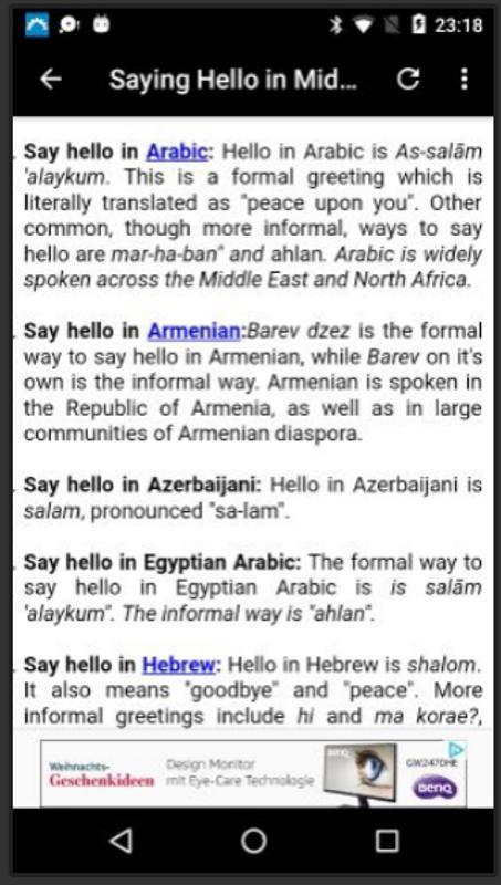 Say hello in different languages apk download free education app say hello in different languages apk screenshot m4hsunfo