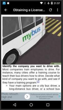 How to Drive a Bus apk screenshot