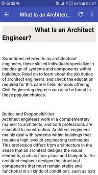 Architect Engineer apk screenshot