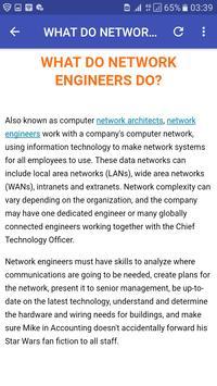 Network Engineer screenshot 2