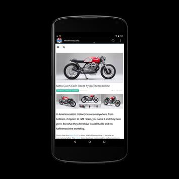 Motorbike News Hub screenshot 3