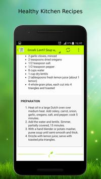 Healthy Recipes, Low Calorie Meals for weight loss screenshot 4