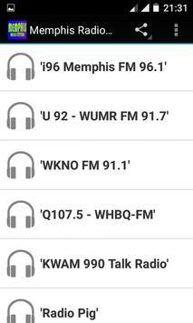 Memphis Radio Stations apk screenshot