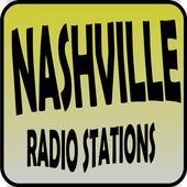 Nashville Radio Stations icon