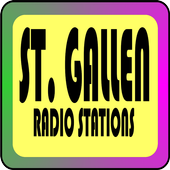 St. Gallen Radio Stations icon