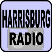 Harrisburg PA - Radio Stations icon