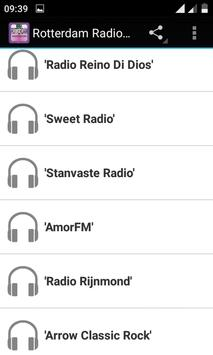 Rotterdam Radio Stations apk screenshot