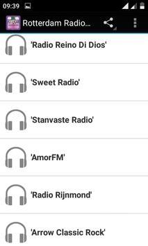 Rotterdam Radio Stations apk screenshot