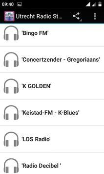 Utrecht Radio Stations apk screenshot