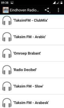 Eindhoven Radio Stations apk screenshot