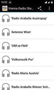 Vienna Radio Stations apk screenshot