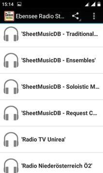 Ebensee Radio Stations apk screenshot