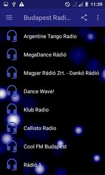Budapest Radio Stations screenshot 1