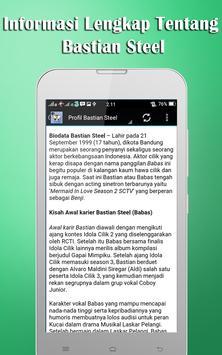 Terbaru Lagu Bastian Steel Mp3 screenshot 3