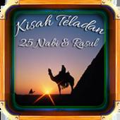 Kisah 25 Nabi & Rasul icon