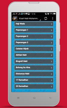 Kisah 25 Nabi & Rasul apk screenshot
