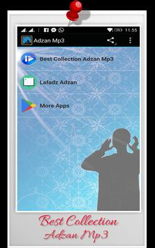 Best Collections Adzan Mp3 poster
