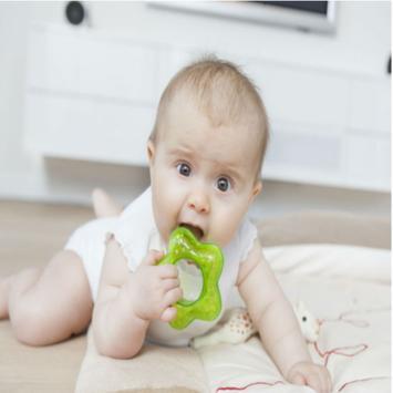 bébé mois par mois poster