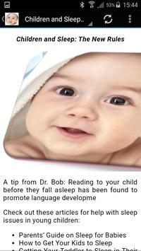 Newborn Care screenshot 1