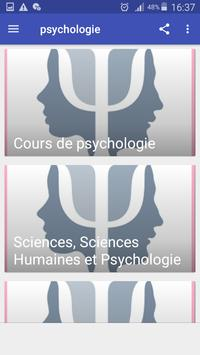 Psychologie screenshot 3