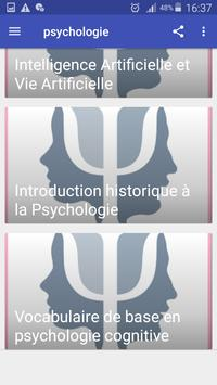 Psychologie screenshot 4