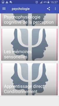 Psychologie screenshot 5