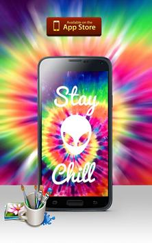 Tie Dye Wallpapers poster