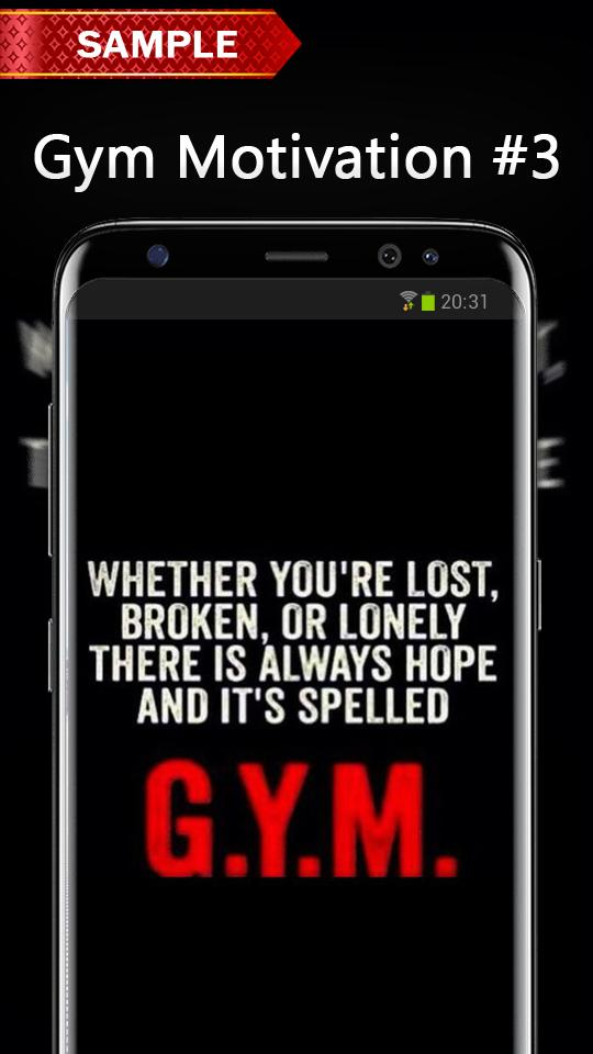 Gym Motivation Wallpapers for Android - APK Download
