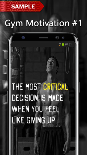 Gym Motivation Wallpapers Apk 19 Download For Android