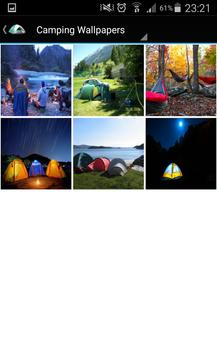 Camping apk screenshot