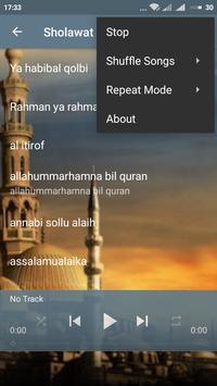 Kumpulan Sholawat Nabi MP3 screenshot 3