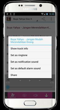 Ceramah Pilihan Ust Buya Yahya screenshot 7
