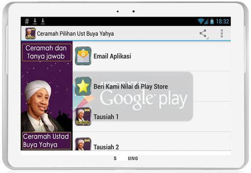 Ceramah Pilihan Ust Buya Yahya screenshot 9