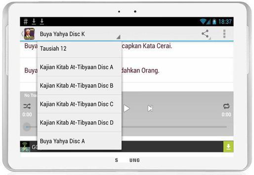 Ceramah Pilihan Ust Buya Yahya screenshot 13
