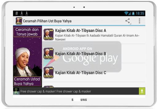Ceramah Pilihan Ust Buya Yahya screenshot 11